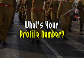 What's Your Profile Number?