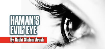 Haman's Evil Eye