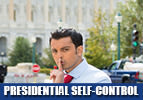 Pinchas: Presidential Self-Control