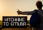 Hitchhike to Emuna