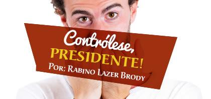 Contrólese, presidente! – Pinjas