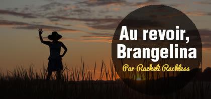 Au revoir, Brangelina
