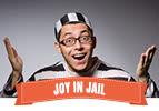 Joy in Jail