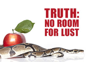 Shmini: Truth - No Room for Lust
