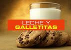 Leche y galletitas