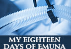 My Eighteen Days of Emuna