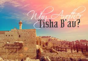 Why Another Tisha B'av?