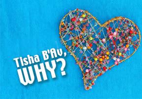 Tisha B'Av, Why?