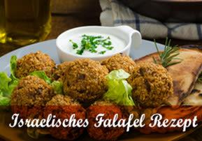 Israelisches Falafel-Rezept