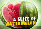 A Slice of Watermelon