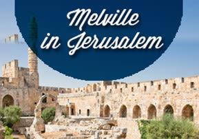 Melville in Jerusalem