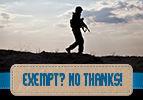 Behaalotcha: Exempt? No Thanks!