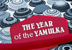 The Year of the Yamulka