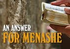 An Answer for Menashe