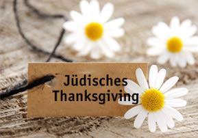 Jüdisches Thanksgiving