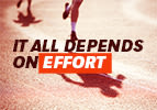 It All Depends on Effort