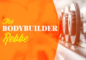 The Bodybuilder Rebbe