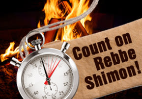 Count on Rebbe Shimon!