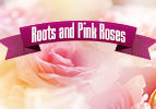 Roots and Pink Roses