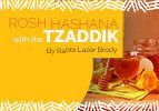 Vayelech: Rosh Hashana with the Tzaddik