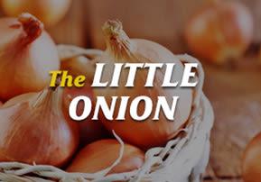 Pinchas: The Little Onion