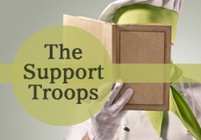 Nosso: The Support Troops