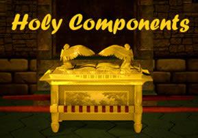 Terumah: Holy Components