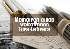 Memoiren eines weltoffenen Tora-Lehrers