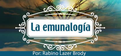 La emunalogía