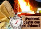 ¡Podemos Contar con Rabi Shimon!