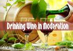 Drinking Wine in Moderation