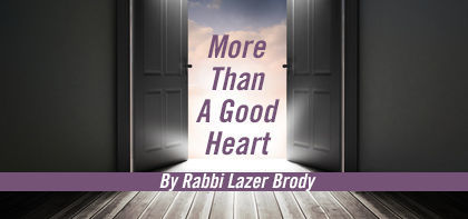 More Than A Good Heart