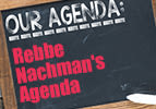 Rebbe Nachman's Agenda