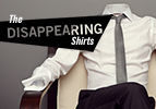 The Disappearing Shirts