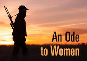 An Ode to Women