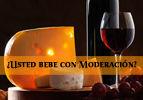 Usted bebe con Moderación?