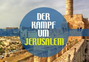 Der Kampf um Jerusalem