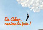 En Adar, ranime la joie !