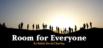 Vayakhel: Room for Everyone