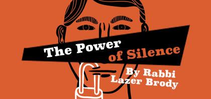 Beshalach: The Power of Silence