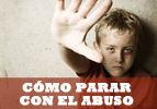 Cómo Parar con el Abuso
