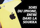 Sors du iPhone, entre ...