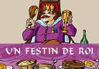 Un festin de roi