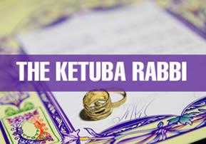 The Ketuba Rabbi