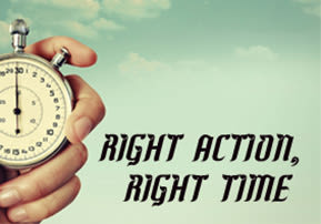 Right Action, Right Time