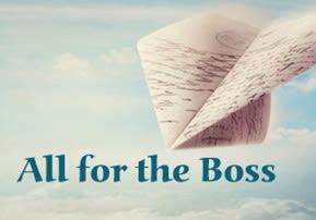 Tzav: All for the Boss