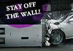 Stay Off the Wall!