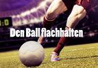 Den Ball flachhalten - Zaw