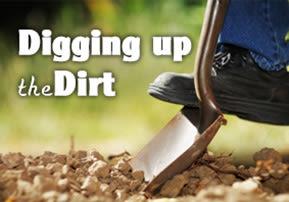 Devarim: Digging up the Dirt