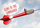Va'etchanan: Cling to the Commander